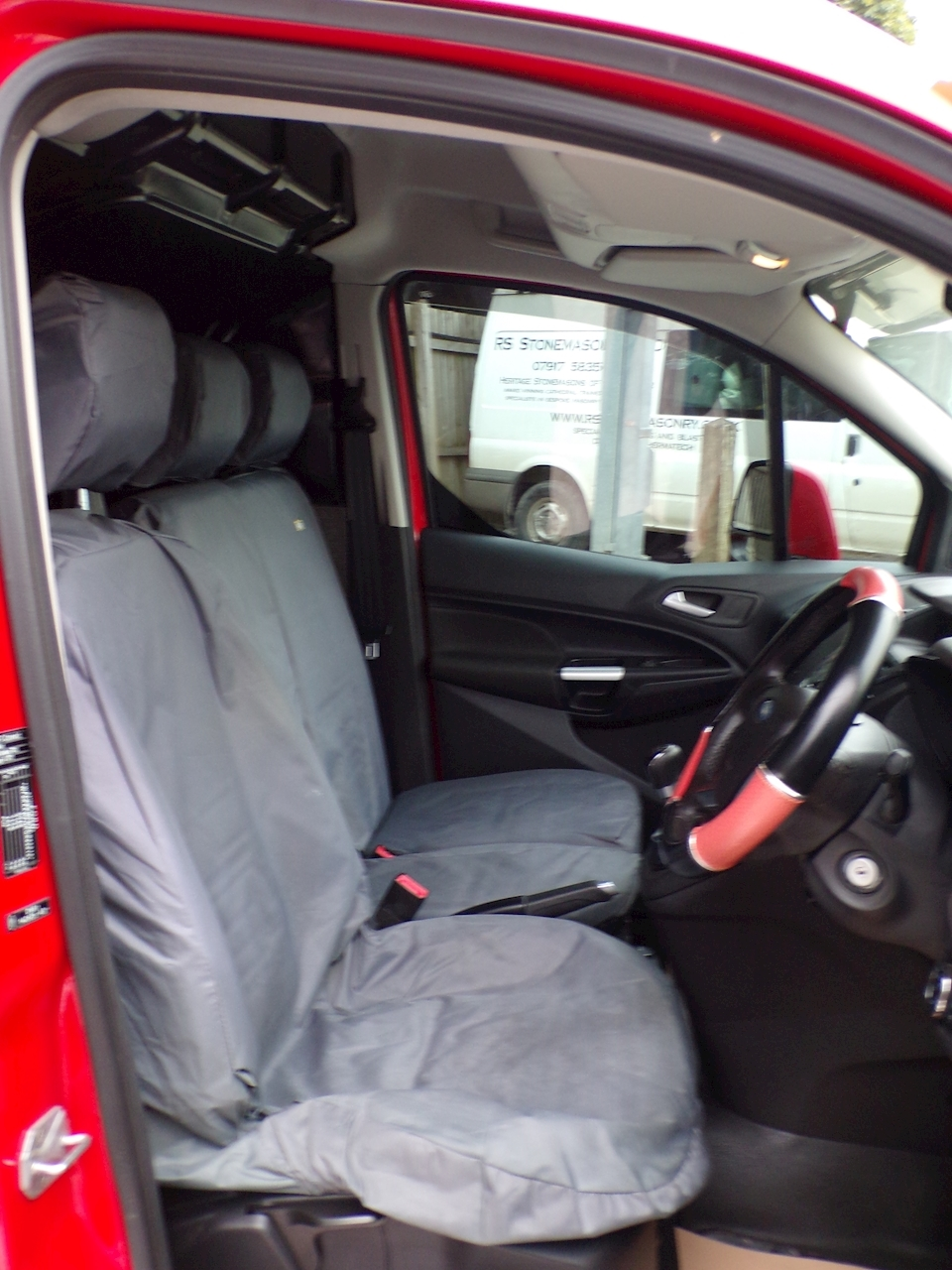 Ford Transit Connect T200 Sport  Limited SWB NO VAT
