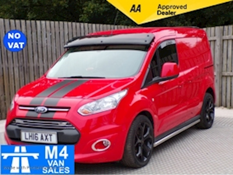 Ford Transit Connect T200 Sport  Limited SWB NO VAT Image 1