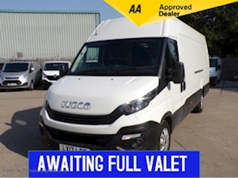 Iveco Daily 35 S 14 XLWB High Roof Euro 6 Image 1