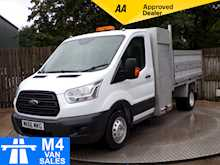 Ford Transit 2.2 TDCi 350 Tipper 125 ps - Thumb 0