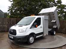 Ford Transit 2.2 TDCi 350 Tipper 125 ps - Thumb 12
