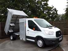 Ford Transit 2.2 TDCi 350 Tipper 125 ps - Thumb 9