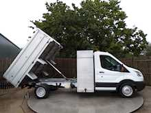 Ford Transit 2.2 TDCi 350 Tipper 125 ps - Thumb 10