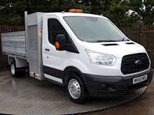 Ford Transit 2.2 TDCi 350 Tipper 125 ps - Thumb 3