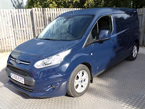 Transit Connect Limited Panel Van 1.5 Powershift Diesel