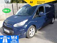 Ford Transit Connect L2 Auto ltd A/C EURO6 - Thumb 0
