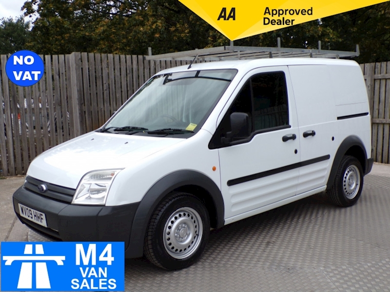 Ford Transit Connect 1.8 TDCi T200 SWB **NO VAT** Image 1