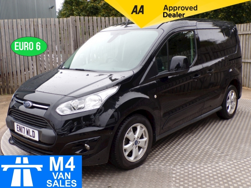 Transit Connect Trend SWB TDCi 1.5 Manual Diesel