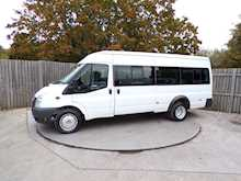 Ford Transit 17 seat PSV Tested - Thumb 1