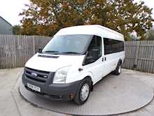 Ford Transit 17 seat PSV Tested - Thumb 20