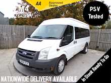 Ford Transit 17 seat PSV Tested - Thumb 0