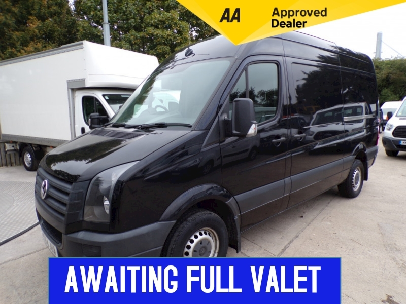 Crafter CR35 MWB 2.0 TDi Manual Diesel