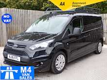 Ford Transit Connect Trend 240 LWB **NO VAT** A/C - Thumb 0