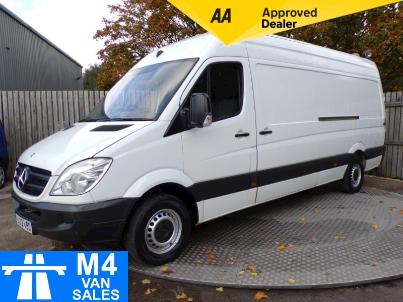 Mercedes Sprinter 316 LWB High Roof A/C Auto Image 1