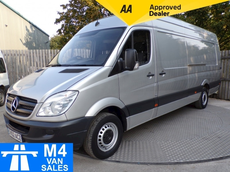 Mercedes Sprinter 310 XLWB High Roof Image 1