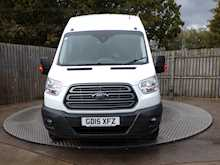 Ford Transit 460 17 Seat Trend