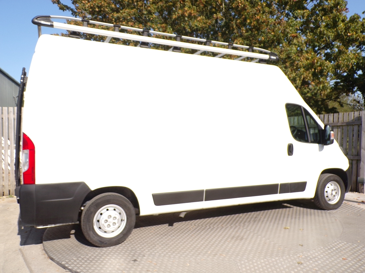 Citroen Relay Enterprise HDi L3 H4 Euro 6