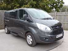 Ford Transit Custom LTD LWB Crewvan Euro 6 A/C - Thumb 3