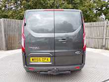 Ford Transit Custom LTD LWB Crewvan Euro 6 A/C - Thumb 6