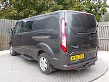 Ford Transit Custom LTD LWB Crewvan Euro 6 A/C - Thumb 7