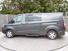 Ford Transit Custom LTD LWB Crewvan Euro 6 A/C - Thumb 8