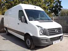 Volkswagen Crafter CR35 LWB TDi High Roof Euro 6 **NO VAT** - Thumb 3