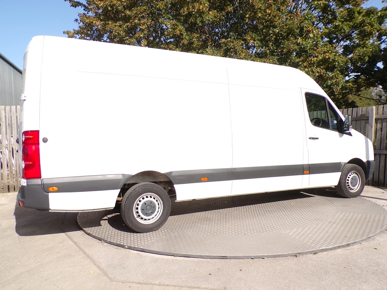 Volkswagen Crafter CR35 LWB TDi High Roof Euro 6 **NO VAT**