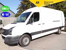 Volkswagen Crafter CR35 LWB TDi High Roof Euro 6 **NO VAT** - Thumb 0