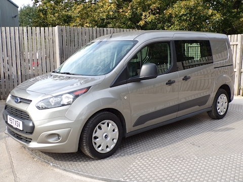 Transit Connect Crewvan Trend 1.5 Manual Diesel