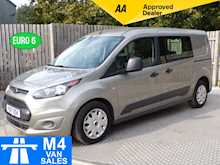Ford Transit Connect Crewvan Trend Euro 6 A/C - Thumb 0