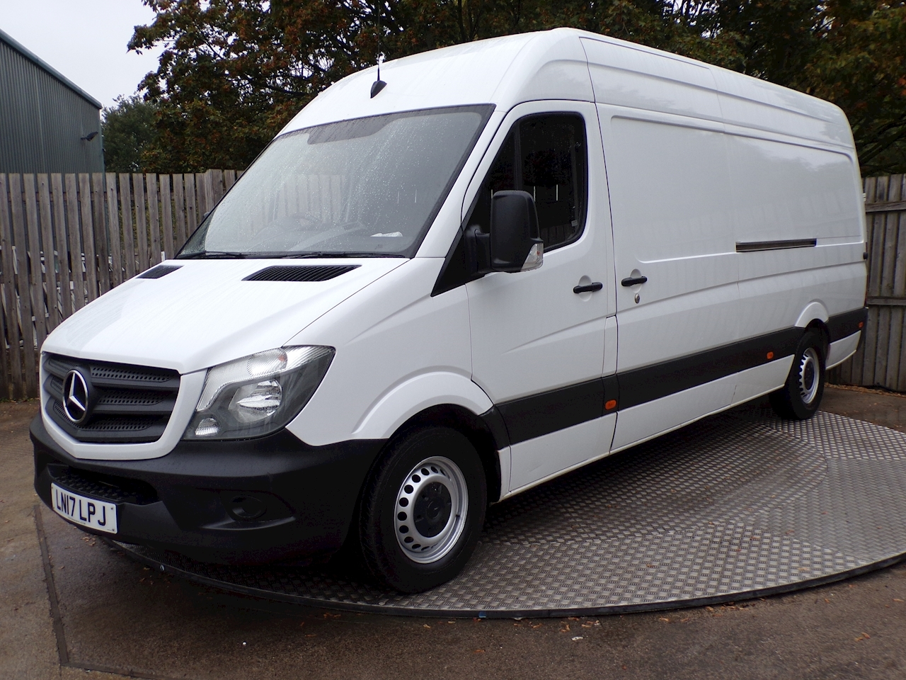 Mercedes-Benz Sprinter 314 CDi LWB High Roof A/C Euro 6