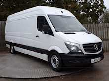 Mercedes-Benz Sprinter 314 CDi LWB High Roof A/C Euro 6 - Thumb 3