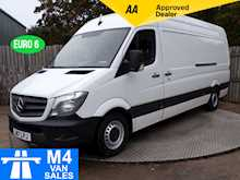 Mercedes-Benz Sprinter 314 CDi LWB High Roof A/C Euro 6 - Thumb 0