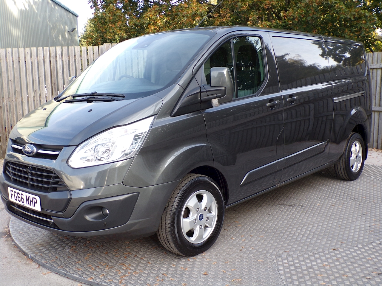 Ford Transit Custom Limited 310 LWB Euro 6 A/C