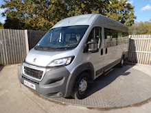 Peugeot Boxer 17 Seat Wheelchair Access 3.5T A/C - Thumb 27