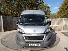 Peugeot Boxer 17 Seat Wheelchair Access 3.5T A/C - Thumb 7