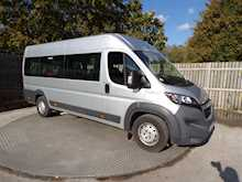 Peugeot Boxer 17 Seat Wheelchair Access 3.5T A/C - Thumb 9