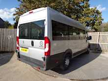 Peugeot Boxer 17 Seat Wheelchair Access 3.5T A/C - Thumb 4