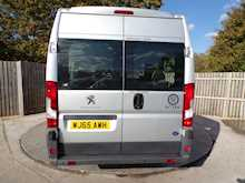 Peugeot Boxer 17 Seat Wheelchair Access 3.5T A/C - Thumb 11
