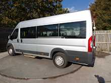 Peugeot Boxer 17 Seat Wheelchair Access 3.5T A/C - Thumb 12