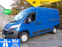Citroen Relay 35 Enterprise MWB M/R L2 H2 EURO 6 - Thumb 0