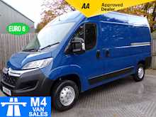 Citroen Relay Enterprise 35 L2H2 MWB Medium Roof euro 6 - Thumb 0