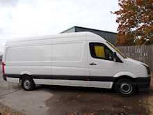 Volkswagen Crafter CR35 LWB HIGH ROOF - Thumb 2