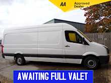 Volkswagen Crafter CR35 LWB HIGH ROOF - Thumb 0