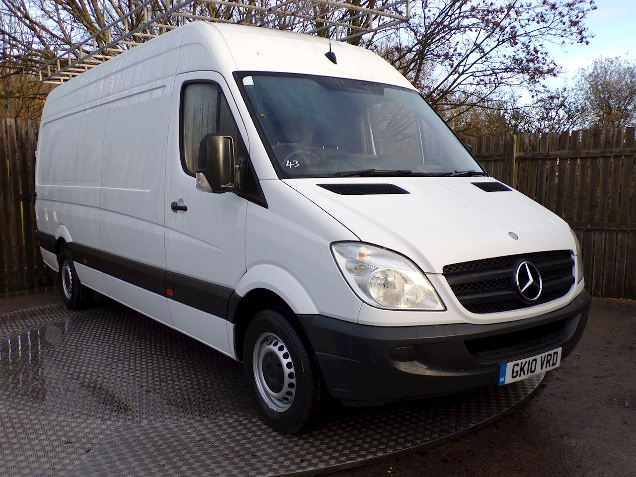 Mercedes Sprinter 310 LWB High Roof 110ps **NO VAT**