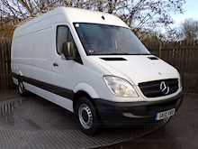 Mercedes Sprinter 310 LWB High Roof 110ps **NO VAT** - Thumb 3