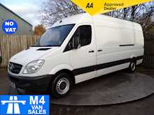Mercedes Sprinter 310 LWB High Roof 110ps **NO VAT** - Thumb 0