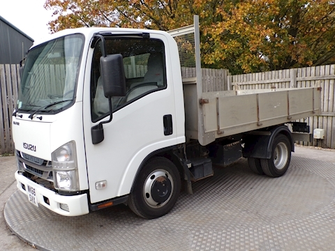 Grafter N35.120T Chassis Cab 3.0 Manual Diesel