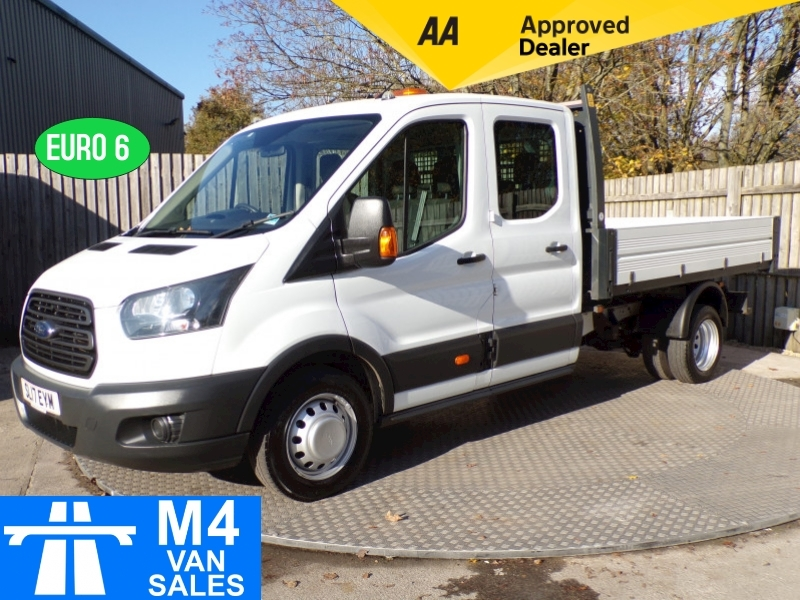 Ford Transit 350 Tipper  9Ft3