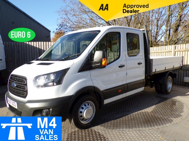 Ford Transit 2.0 350 Tipper 1 Stop Body 9FT 3